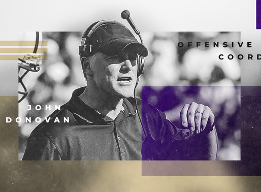 What to the Advanced Stats Say About John Donovan's Offenses?