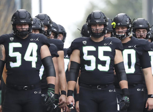 Oregon Football Departing Production, Transfers, and Early Draft Entries
