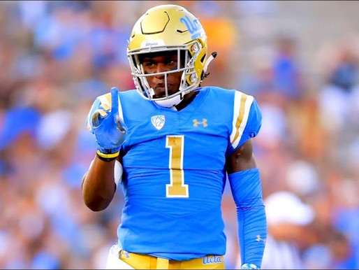 UCLA Football Departing Production, Transfers, and Early Draft Entries