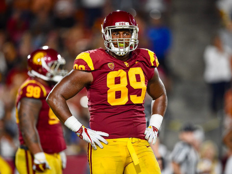 USC Football Departing Production, Transfers, and Early Draft Entries