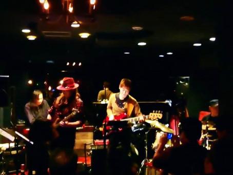 Band  ----大気開放‼︎