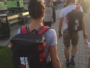 Race report: Gdynia