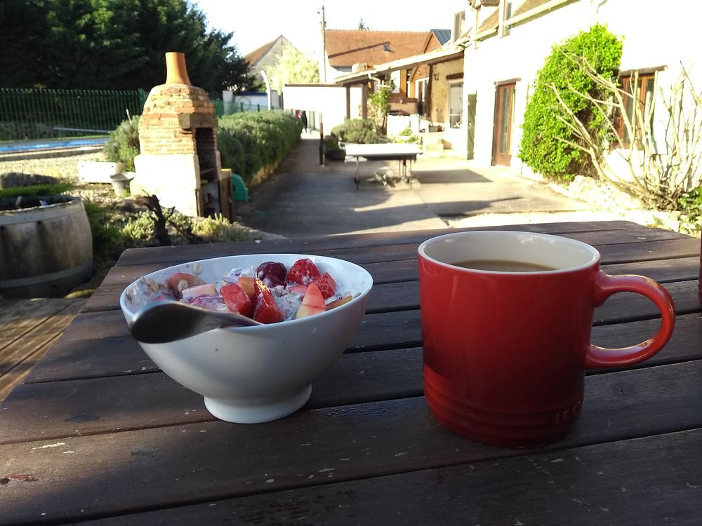 Coffee + Breakfast