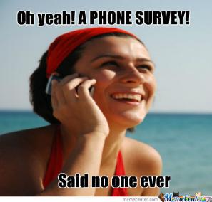 89% Of People Surveyed Said They Hated Taking Surveys