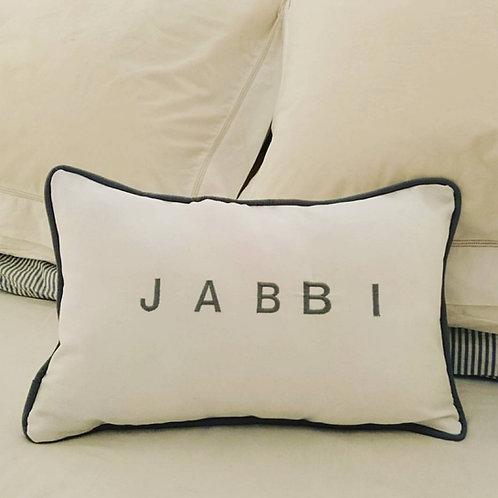 Portmanteau Cushions