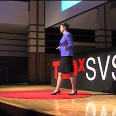 Margaret Arnold Ted Talk