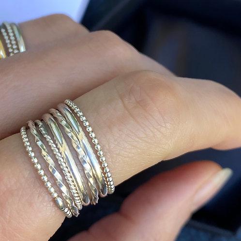The Amilla Ring Set