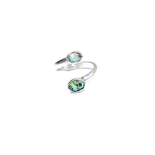 Sundance Abalone Ring