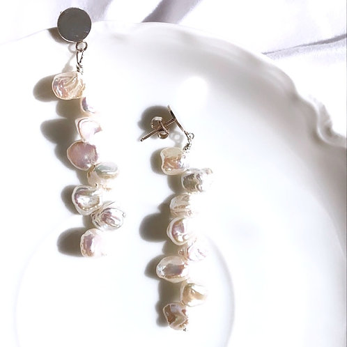 Sundance Pearl Earrings