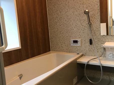 浴室リフォーム完成しました!