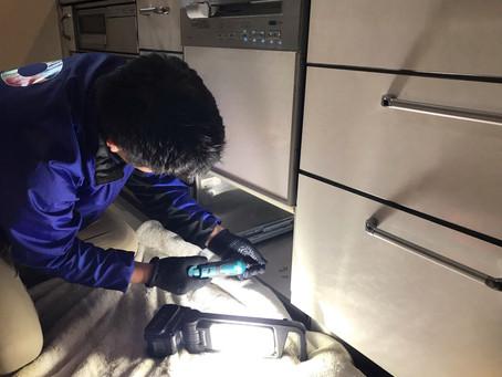 食器洗い機の修理