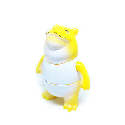 HIPPO GUY (YELLOW)