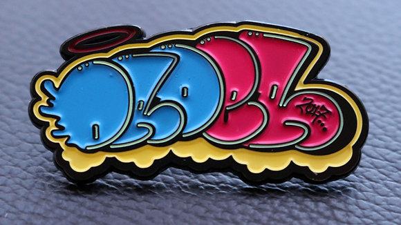 Graffiti, Street Art, Nyc Graffiti, New York City Graffiti, Graffiti Pin, Graffiti Pins, Graffiti Artist Pin, Graffiti Artist