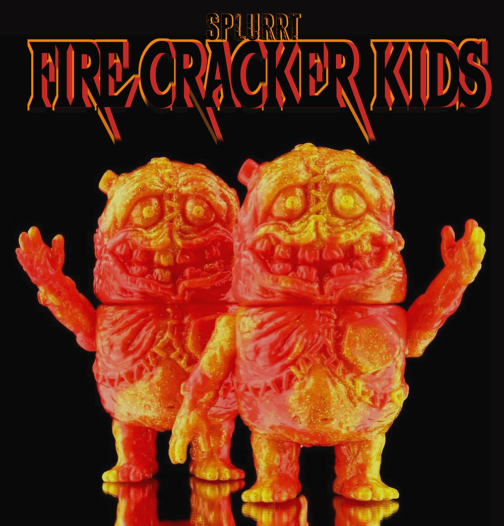 "SPLURRT ""FIRE CRACKER KIDS"" CADAVER KIDS"