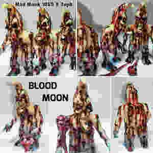 "Toph X Mad Monk ""BLOOD BATH"" Mad Moon"