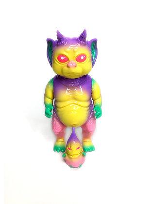 Toy Boom - Cotton Candy Crukii & Kimo - Blacklist Toys - Five Points Festival Exclusive - Kaiju Sofubi - Sofvi - Sofuvi