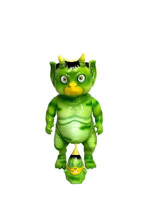 Toy Boom - Kappa Crukii & Kimo - Blacklist Toys - Five Points Festival Exclusive - Kaiju Sofubi - Sofuvi - Sofvi - Toys