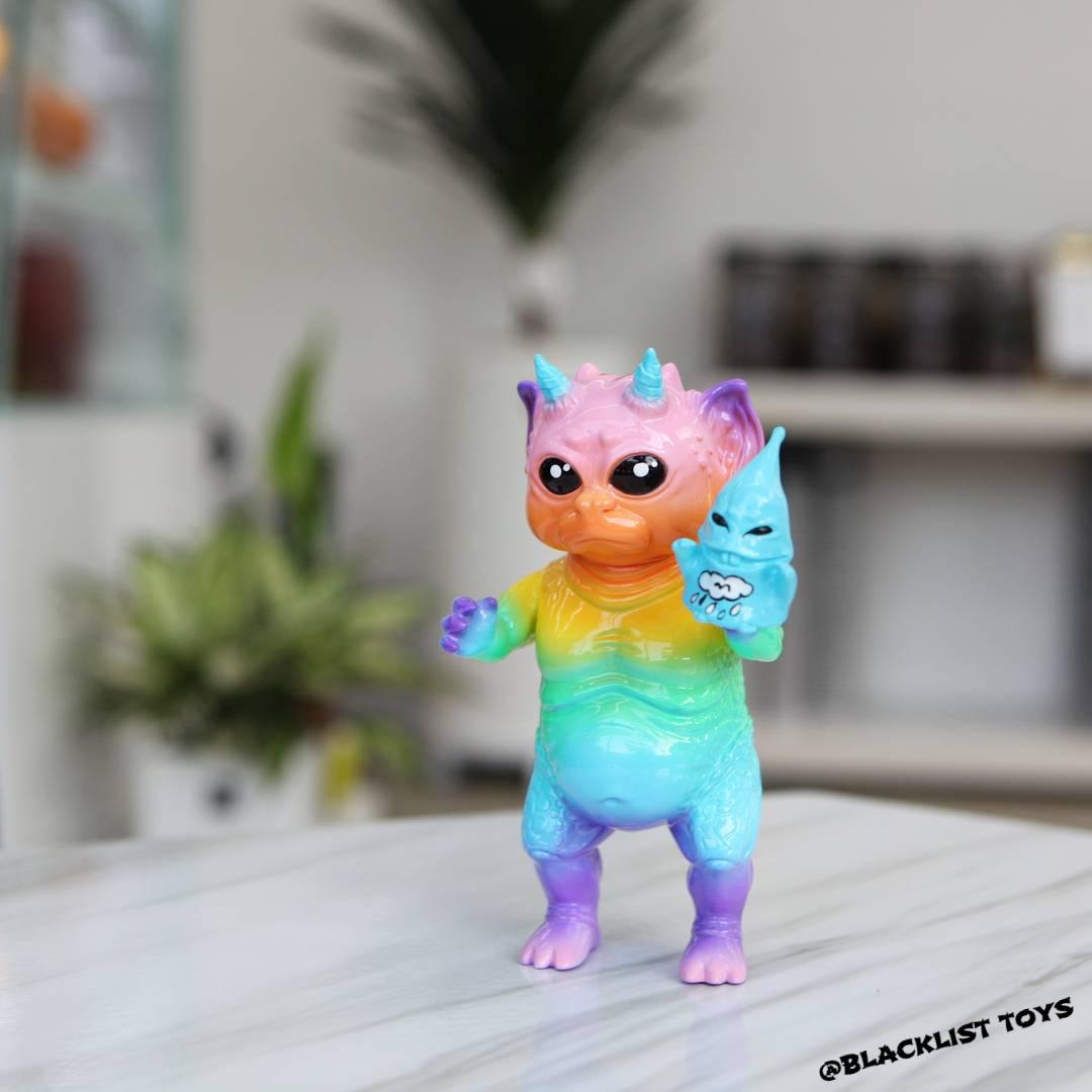 Rainbow Crukii & Kimo Set
