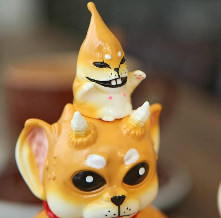 """""""SHIBA DOG"""" Crukii & Kimo"""