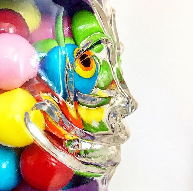 Choke Hazrd - Bubble Gum Warhead Lottery