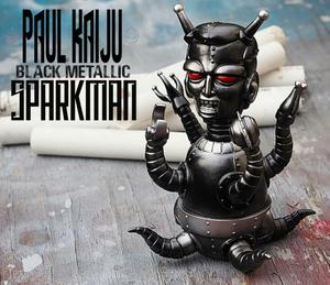 "Paul Kaiju ""BLACK METALLIC"" Sparkman"