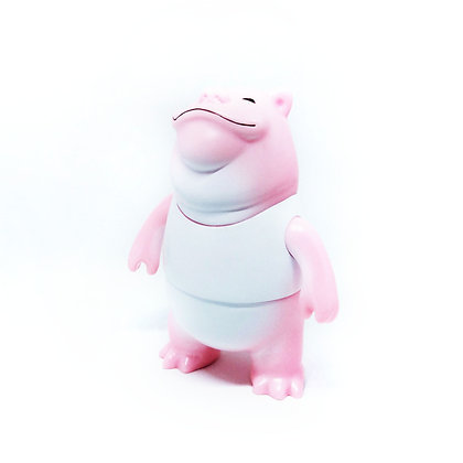 HIPPO GUY (PINK)