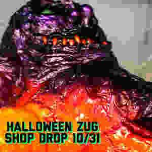 "Mutant Vinyl Hardcore ""Halloween Zug"""