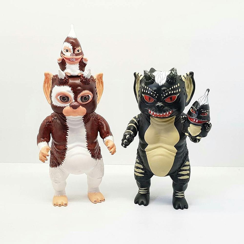 "Toy Boom ""GIZMO & GREMLIN"" Crukii & Kimo"