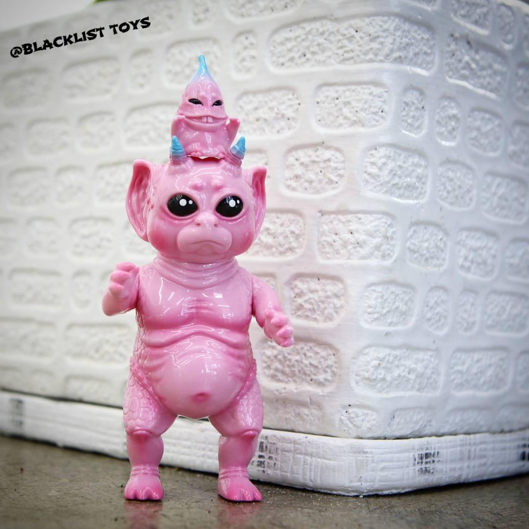 Pink Crukii & Kimo Set