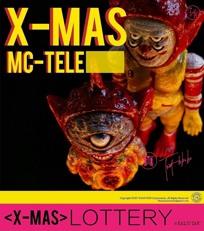 """""""Xmas McTele"""" TELEMIMI & TRUTHBOBO"""