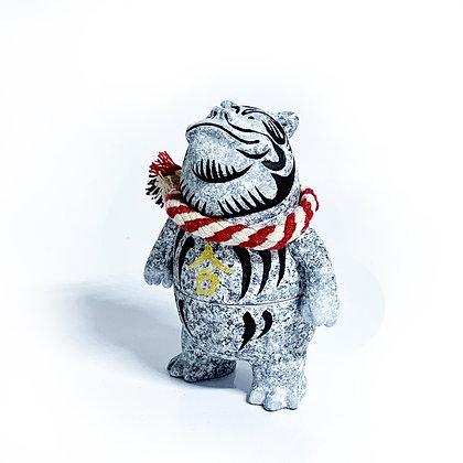 HIPPO GUY (DARUMA STONE)