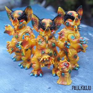 """Paul Kaiju """"SEPSIS"""" Mockbat"""