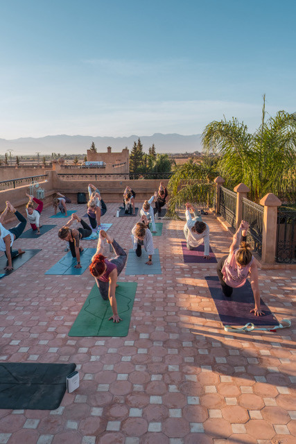 Daily empowering yoga