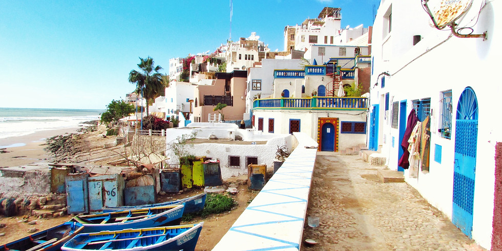 9 DAY YOGA HOLIDAY IN MOROCCO