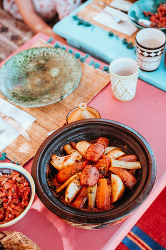 Moroccan feasts