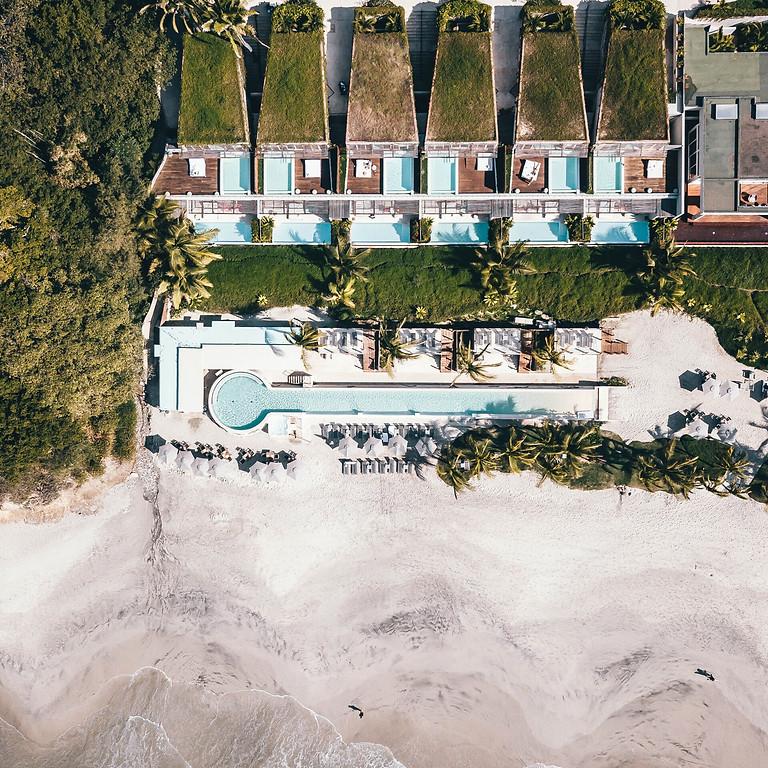 5-DAY YOGA RETREAT   W HOTEL PUNTA DE MITA MEXICO