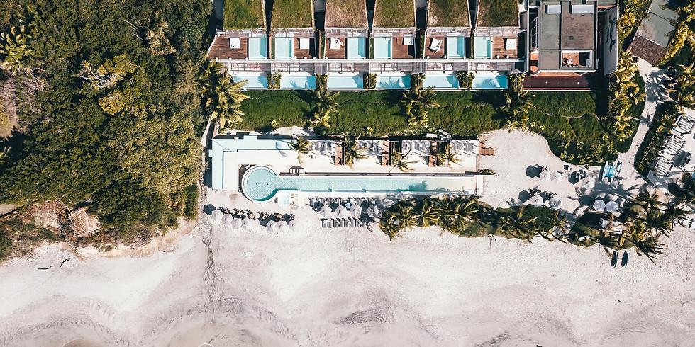 5-DAY YOGA RETREAT | W HOTEL PUNTA DE MITA MEXICO