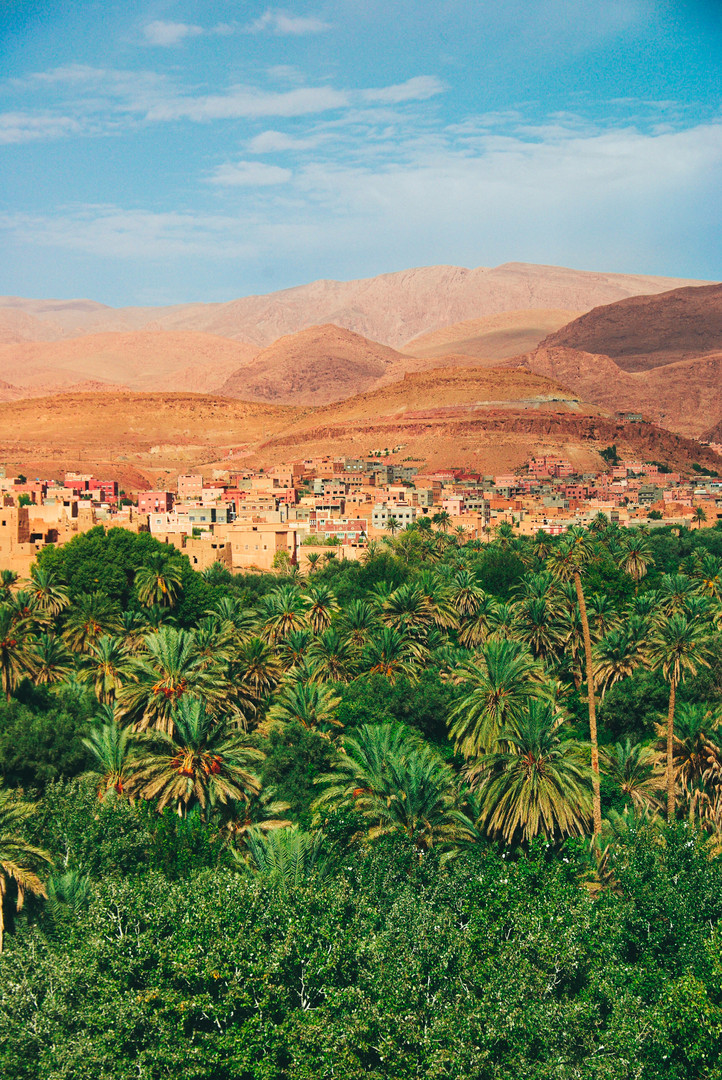 Hiking and exploring in Morocco