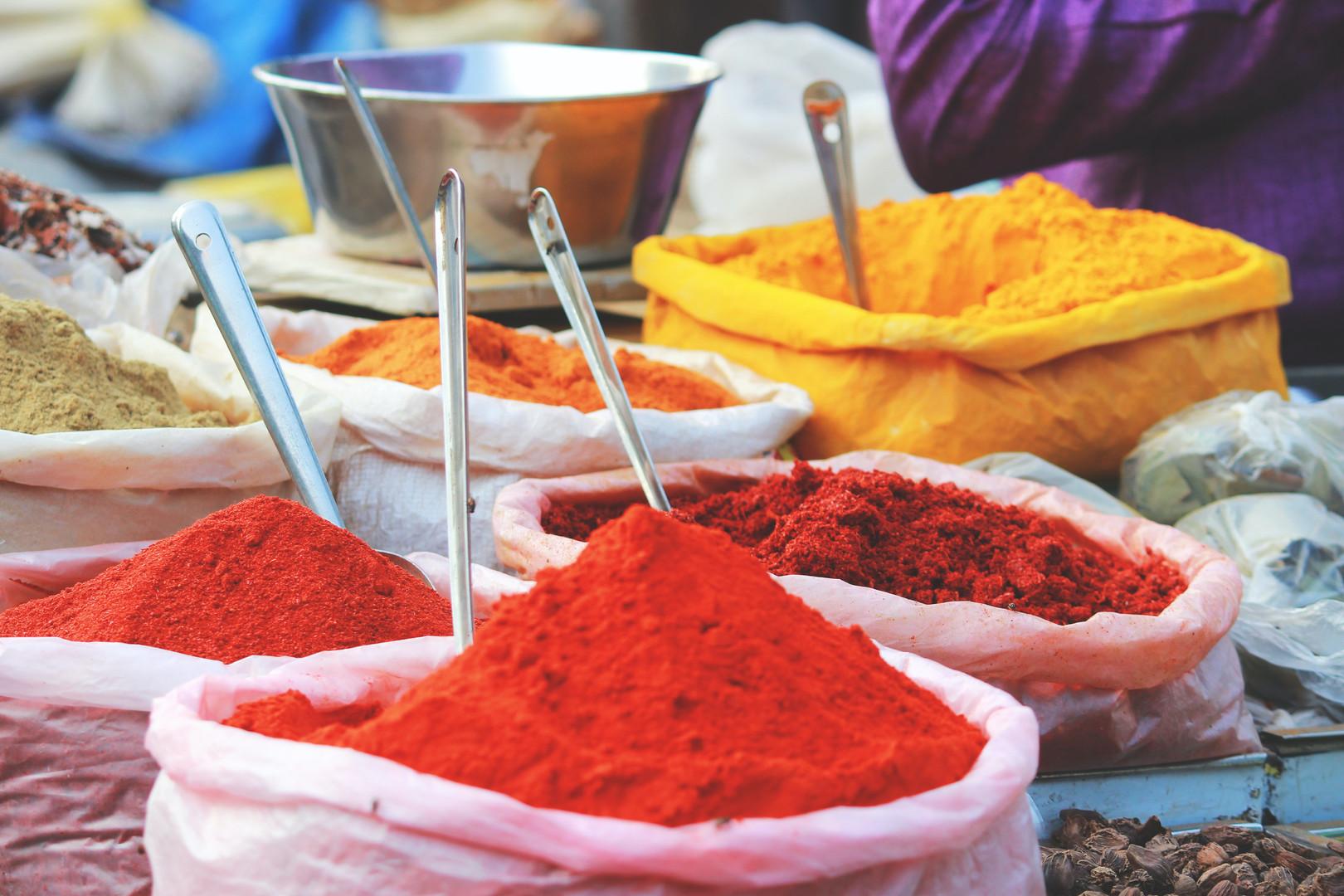Market spice tours