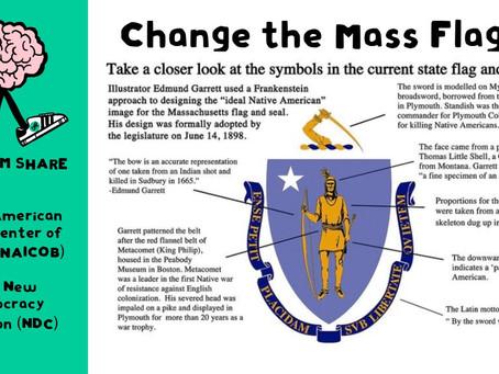 BAO Fam Share: Massachusetts Flag Update