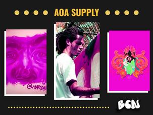 Boston's Grassroots Graff Shop: AOA Supply Collective