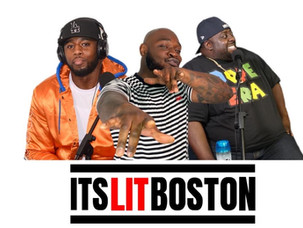 Introducing... ItsLitBoston Podcast