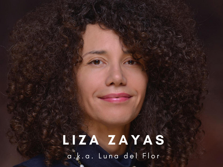 Stating the State of the State of the Art Arts: An interview with Liza Zayas, a.k.a. Luna del Flor