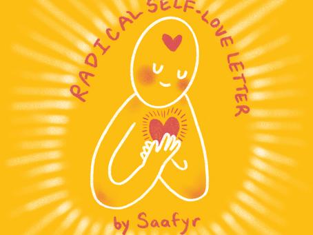 SOS: Radical Self-Love Letter