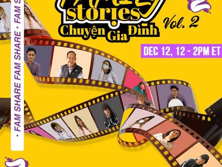 BAO Viet-Fam Share: Viet Family Stories - Chuyện Gia Đình 2.0