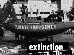 Extinction Rebellion: Art As A Form Of Momentum