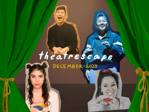 December 2020 Theatrescape