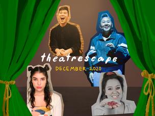 December 2020 Theatrescape