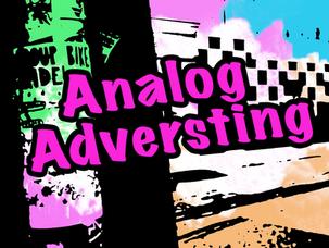 Analog Advertising: Aediles