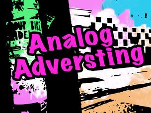 Analogue Advertising: Aznjujube